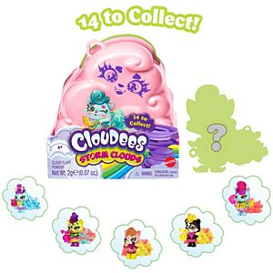 Cloudees™ Collectible Figure Collection