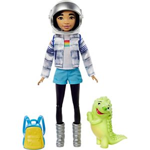 Netflix's Over The Moon Fei Fei Doll in Space Explorer Outfit