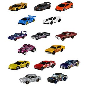 Hot Wheels® Collecter Vehicle 5 Pack