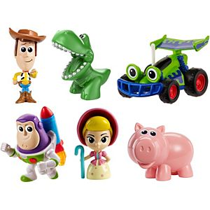 Disney Pixar Toy Story Minis Andy's Toy Chest 6-Pack