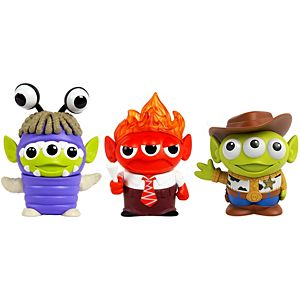 Disney Pixar Alien Remix Anger, Boo & Woody