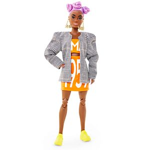 Barbie® BMR1959™ Doll - Matching Logo Top & Skirt with Blazer