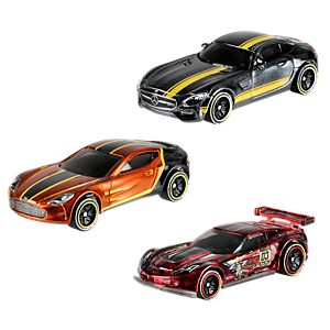 Hot Wheels™ id Launch 3-Pack