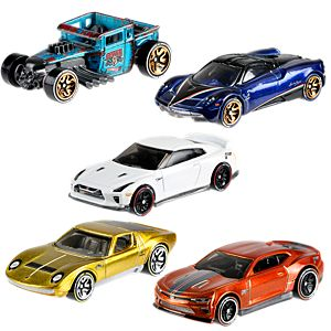 Hot Wheels™ id Collector 5-Pack