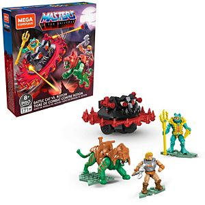 Mega Construx™ Masters of the Universe® Battle Cat Vs. Roton