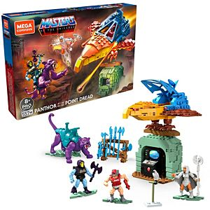 Mega Construx™ Masters of the Universe® Panthor at Point Dread