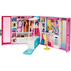 Barbie® Dream Closet™ with 30+ Pieces