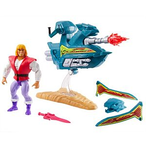 Masters of the Universe® Origins Prince Adam™ Sky Sled™ Vehicle