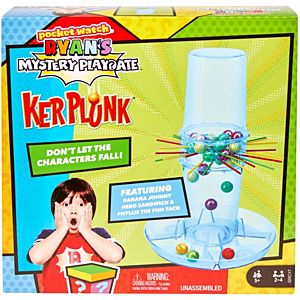 Kerplunk® pocket watch™ Ryan's Mystery Playdate™