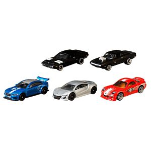 Hot Wheels® Fast and Furious™ Premium Bundle