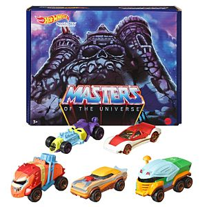 Hot Wheels® Masters of the Universe™ Character Car 5-Pack