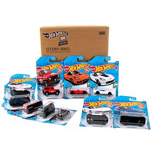 Hot Wheels® Factory Fresh Vehicle 10-Pack