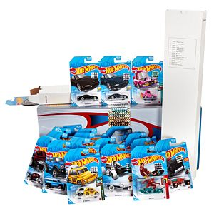 Hot Wheels® Basics Mini Set #1
