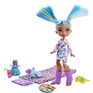 Cave Club™ Wild About Sleepovers™  Doll And Accessories