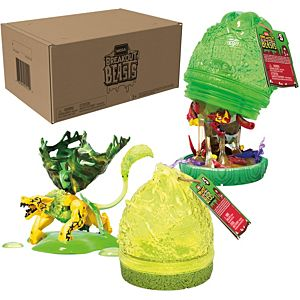 Mega Construx Breakout Beasts Bundle
