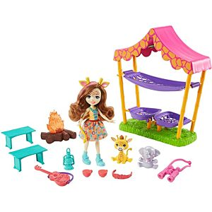 Enchantimals™ Savanna Sleepover Playset
