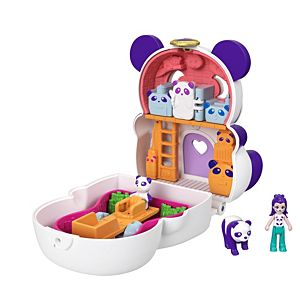 Polly Pocket™ Flip & Find™ Panda Compact