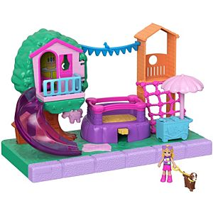 Polly Pocket™ Pollyville™ Playground Adventure Playset