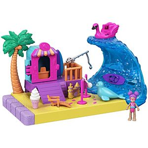 Polly Pocket™ Pollyville™ Sunshine Beach™ Playset