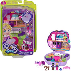 Polly Pocket™ Jumpin' Style™ Pony Compact