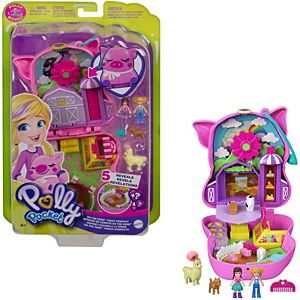 Polly Pocket™ On The Farm™ Piggy Compact