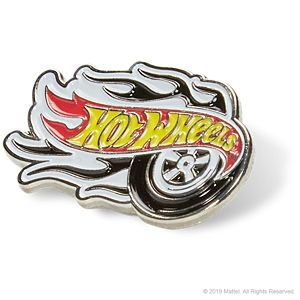 2019 RLC Rewards Hot Wheels Metal Pin