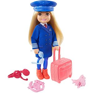 Barbie® Chelsea® Can Be Career Doll with Career-themed Outfit & Related Accessories