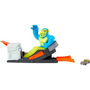 Hot Wheels® Toxic Ape Attack™ Play Set