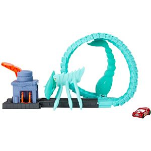 Hot Wheels® Toxic Scorpion Attack™ Play Set