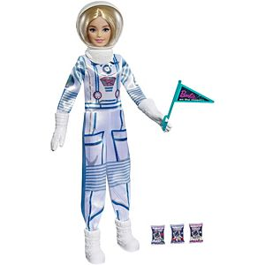 Barbie® Space Discovery™ Astronaut Doll in Spacesuit & 2 Accessories