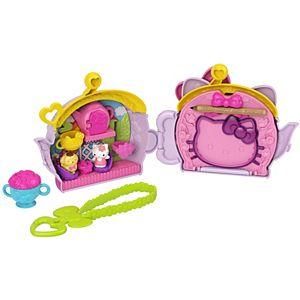Hello Kitty® & Friends Minis Tea Party Playset