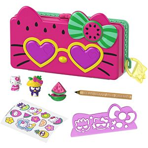 Hello Kitty® & Friends Minis Beach Pencil Playset