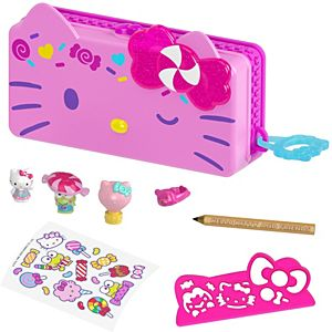 Hello Kitty® & Friends Minis Carnival Pencil Playset