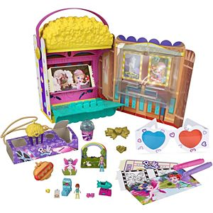 Polly Pocket™ Un-Box-It™ Popcorn Box Playset