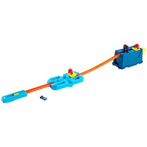 Hot Wheels® Track Builder Unlimited Stunt Crash Box