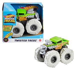 Hot Wheels® Monster Trucks Twisted Tredz™ Bone Shaker Vehicle