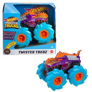 Hot Wheels® Monster Trucks Twisted Tredz™ Mega Wrex Vehicle