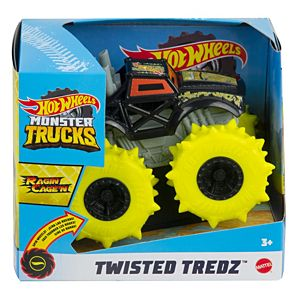 Hot Wheels® Monster Trucks Twisted Tredz™ Ragin Cajen Vehicle