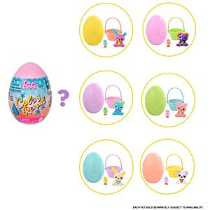 Barbie® Color Reveal™ Pet Set in Easter Egg Case with 5 Surprises
