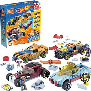 Mega Construx™ Hot Wheels® Car Customizer