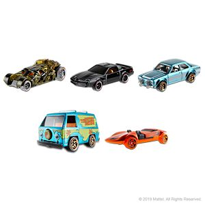 Hot Wheels™ id Mix 3 Collector 5-Pack