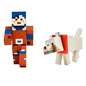 Minecraft Fusion Figures Assortment