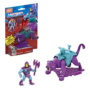 Mega Construx™ Masters of the Universe™ Skeletor™ and Panthor™