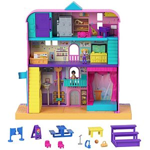 Polly Pocket™ Pollyville™ Mighty Middle School