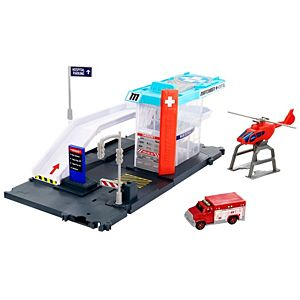 Matchbox® Action Drivers™ Matchbox Helicopter Rescue™ Playset