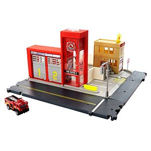 Matchbox® Action Drivers™ Matchbox Fire Station Rescue™ Playset