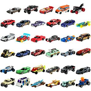 Hot Wheels® Vehicle 36-Pack