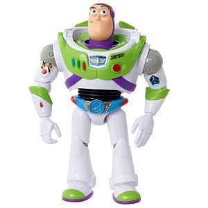Disney Pixar Toy Story Buzz Lightyear With Utility Belt Figure