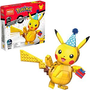 Mega Construx™ Pokémon™ Celebration Pikachu