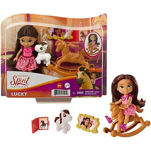 Spirit Untamed Lucky Doll